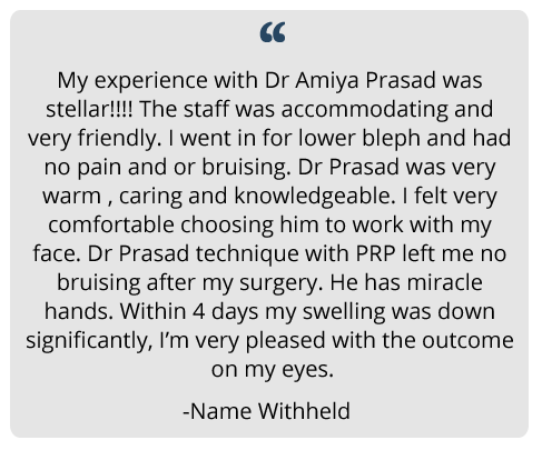 patient review on Dr Prasad - Garden City Long Island